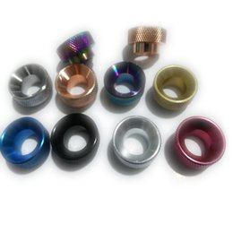 Wholesale High Opp - 810 Drip Tip Colorful Wide Bore Drip Tips Mouthpiece Fit Goon 528 Kennedy 24 AV Battle RDA OPP Bag Packaging High Quality