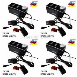 Wholesale Hazer Smoke - Wholesale-4XLOT Mini 400W Hazer Fog Machine With Remote&Cable Control,400W Haze Smoke Machine Stage Lights Smoke Smoke DJ Equipment