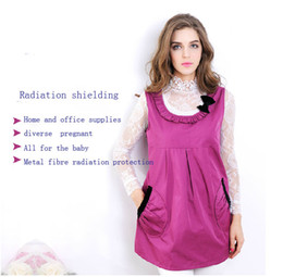 Wholesale Chinese Style Suits Women - Sale Radiation Protection Suits Pregnant Women Radiation Protection Chinese-style Chest Covering Four Seasons Skirt Kind Of Anti-radiation