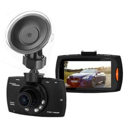 "Wholesale Car Dvr Best - Best Selling Car Camera G30 2.7"" Full HD 1080P Car DVR 140 Degree Wide Angle Recorder Motion Detection Night Vision G-Sensor"
