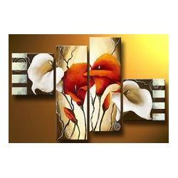 Wholesale Modern Abstract Huge Wall Ornaments - MODERN ABSTRACT HUGE WALL ORNAMENTS CANVAS OIL PAINTING- Fashion Lily