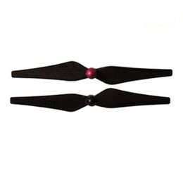 Wholesale Electric Propeller - Fast shipping DHL! 2pcs set 9443 Self-Locking Carbon Fiber Propeller CW CCW for DJI Phantom 2 Vision