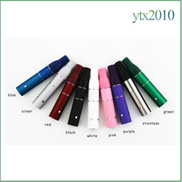 Wholesale E Cigarette Battery Lcd - ago g5 dry herb vaporizer 510 screw thread electronic cigarette wind proof e cigs LCD display battery ago g5