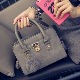 Wholesale Design Totes Leather - 2017 New design!! Fashion women shoulder bag Vintage women PU Leather handbag Casual high quatity women tote
