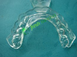 Wholesale Whitening Trays - dental teeth sets, mouthguards teeth whitening tray 20pcs lot