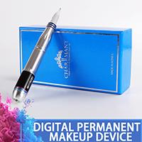Wholesale Premium Digital - New Professional Rechargeable Premium Charmant 2 Digital Permanent Multi-function Makeup Machine Strong Safety Medical Tattoo Machine
