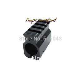 "Barril de gas online-Funpowerland Mount Weaver Rail / para 0.75 ""Barril .223 Low Profile Tactical Gas Block"