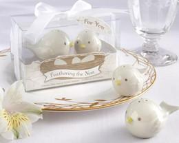 10 Ensembles Plume Le Nid Aromatisant En Porcelaine Pot Cadeau De Noce De Mariage ? partir de fabricateur