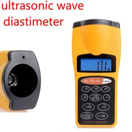 Wholesale Ultrasonic Laser Measures Distance - Measure Hand-held laser distance meter ultrasonic laser rangefinder for hunting  Decoration LCD backlight Brand