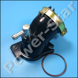 Wholesale air manifolds - Wholesale- Buyang feishen FA-D300 G300 H300 300CC ATV QUAD INTAKE MANIFOLD CARBURETOR AIR JOINT WITH O RING