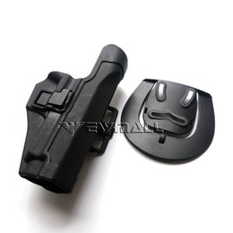 Wholesale Paintball Holster - CQC Holster For Sig P220 228 229 P226 Holster Tactical Airsoft Paintball Right Handed Holster