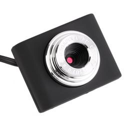 Wholesale Video Camera Laptop - Wholesale-est USB 30M Mega Pixel Webcam Video Camera Web Cam For PC Laptop Notebook Clip Worldwide Hot Drop