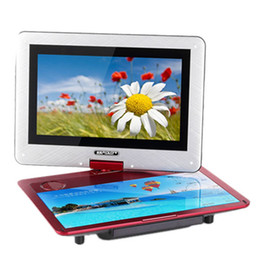 Wholesale Dance Dvds - SAST mobile DVD 13 inch ultra-thin high-definition display in the elderly portable dance EVD Touch buttons 270 degree rotation