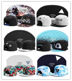 Wholesale Fashion Sun Visors - Newest Fashion Designer Cayler & Sons Caps Adjustable Snapbacks Hats Cotton Sun Caps For Mens Womens Sports Strapback Hip Hop Cap Sun Visor