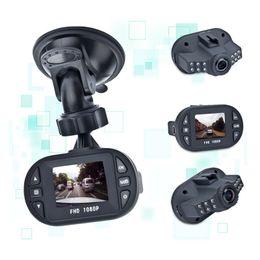 Wholesale Digital Super Zoom Camera - 1.5 inches super mini Novatek 1080P full HD IR night vision wide angle car DVR video camera
