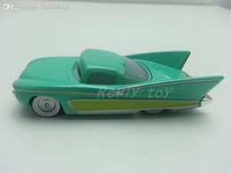 Wholesale Cars Pixar Flo - Wholesale-Pixar Cars Flo Metal Diecast Toy Car 1:55 Loose Brand New In Stock & Free Shipping