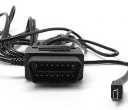 OBD2 Şarj Kablosu Araba Kaydedici 12 V-48 V Dönüş 5 V OBD Aşağı Hattı Akıllı Düşük Voltaj Koruma Adaptörü Kablosu nereden obd obd2 adaptörü tedarikçiler