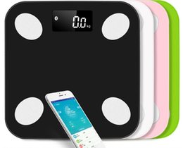 Wholesale Factory Direct Electronics - factory direct sell smart Bathroom Body Fat Scales Digital Bathroom Weight Electronic Scales 0.01g Intelligent Household Scales Accessories