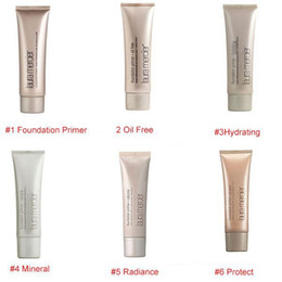Wholesale Mineral Cream Makeup - HOT Laura Mercier Foundation Primer Hydrating  Mineral  Oil Free Base 50ml 4styles High Quality Face Makeup 6 Styles SPF 30 Base 50ml Face