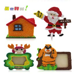 Floam Balçık El Macun Güçlü Yapışkan DIY Hamuru Bebek Çocuk Oyuncakları Noel Baba Noel Süslemeleri Sahne nereden