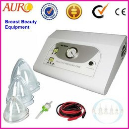 Wholesale Electro Stimulation Instrument - 2015 newest breast care popular patter nipple electro stimulation breast enhacement instrument with CE aprroved AU-8204
