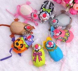 Wholesale Catnip Mice - Wholesale-50 pcs Fat Cat Kitty Hoots EEEKS Stuffed Mouse Assorted Catnip toys for Cat Dogs Funny Fun playing contain catnip toys