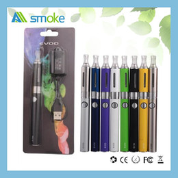 Wholesale Blister Plastic Pricing - Evod blister most popular E-vod MT3 Ego twist 3.3-4.8V vision spinner II variable voltage battery evod blister pack with factory price