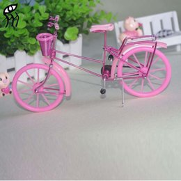 Wholesale Cars Kids Bikes - Toys & Gifts Model Toys Diecast Cars & Model Vehicle wheel bike New peculiar commodity creative home furnishing Xmas gift