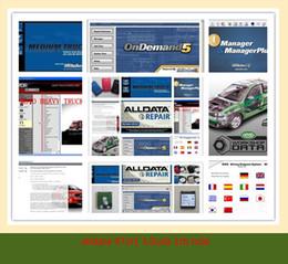 Wholesale Gm Set - latest alldata mitchell software alldata 10.53 + mitchell full set+vivid workshop+ atsg+moto heavy truck 49in1 1tb hdd 3.0usb