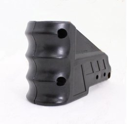 Wholesale Grip M16 - Tactical Magazine Well Grip For AR15 m4 m16 Hunting Black