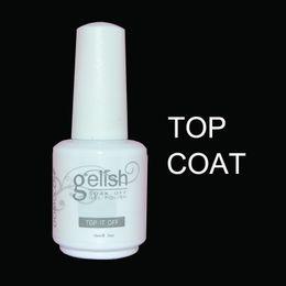 Wholesale Soak Off Polish Set - 2pcs set(1 Base Coat+1 Top Coat)Soak Off Foundation Base Coat & Top Coat For LED UV Gel Nail Polish