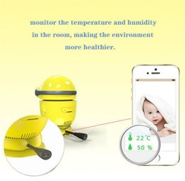 Wholesale Easyn Wireless Camera - EasyN Super babe 960P baby monitor WIFI wireless IP camera with night vision Two-Way Audio Temperature Monitoring Pan Tilt from betterbuy