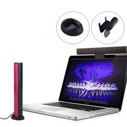 Ücretsiz Dropshipping Moda USB Dizüstü Taşınabilir / bilgisayar Hoparlör Ses Soundbar mini dizüstü taşınabilir hoparlörler Ses Çubuğu Hoparlörler pc nereden kare bluetooth tedarikçiler
