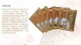 Wholesale Masks For Eyes - Pilaten Crystal Collagen Eye hot sale Mask Anti-puffiness, Dark circle, Anti wrinkle moisture For Eyes Care DHL Free