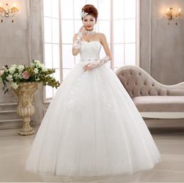2019 robes de mariage de concepteur tiers Livraison Gratuite Romantique Sexy Dentelle Vintage Robe De Mariée Robe De Mariage De Maternité, Plus La Taille Mariée Robe De Mariage De Robe HS561