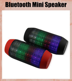 Wholesale Cards Oem - Mini wireless Bluetooth speaker for Subwoofer Bluetooth Speaker usb charging fit TF card OEM support for ipad iphone samsung MP3 OTH012
