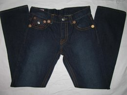 Wholesale Hot Pink Jeans - New Arrival Fashion Classic Cotton Denim Jeans Men RICKY SUPER Slim Straight leg trousers Famous Brand Casual Pants Size:30-40 Hot Sale