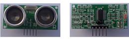 Wholesale Ultrasonic Sensor Modules - 100PCS LOT US-100 dual mode serial ultrasonic sensor module +free shipping order<$18no track
