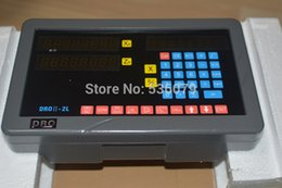 Wholesale Lathe Readout - 2 axis Digital readout for lathe, compatible with SINO's products