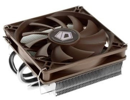 Wholesale Amd Processor Socket - Original new ID-COOLING 1 9cm PWM fan 3 heatpipes thin CPU cooler IS-40 for LGA115X 775 & AMD all sockets on ITX motherboards