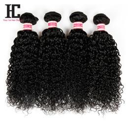 Vente de tissage de cheveux bouclés mongoliens en Ligne-Vison brésilien vierge de cheveux humains Grade 8A vente directe en gros 3 faisceaux crépus bouclés péruvien malaisien mongol indien armure de cheveux vierges