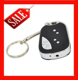 Wholesale Mini Key Chain Camera - Drop SHIPPING!!! Mini DV Camcorders Car Key Chain Spy Camera High Definition Video Hidden Recorder Key Camcorder