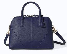 Wholesale High Ra - Wholesale-za**ra High-grade PU Women Handbags New Arrived 2015 Women Cross pattern shell bag For Woman Shoulder Messenger bags Women