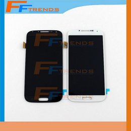 Wholesale Galaxy S4 Replacement Parts - 100% Original LCD for Samsung Galaxy S4 i9500 i9505 M919 L720 i545 R970 i337 LCD Touch Screen & Digitizer Assembly Replacement Repair Parts
