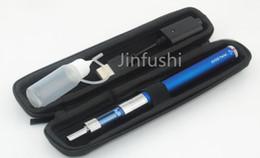 Wholesale Mini Mt3 Kit - 2016 vaporizer dry herb vaporizer Evod mini protank 3 MT3 KIT Twist battery vaporizer wax vaporizer pen
