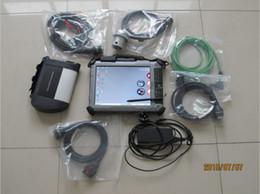 Wholesale Xplore Tablet - Topbest MB SD Connect C4 Star Diagnosis MB Star C4 +Tablet for Xplore ix104 (i7, 4G)+ SSD 2017.12V
