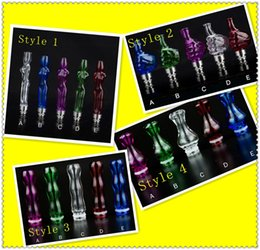 Wholesale E Cigarette Girl - 2016 New latest Sexy Girl drip tip 510 Drip Tips Girl Glass Pyrex Drip Tips fit for 510 Thread Atomizer E Cigarette