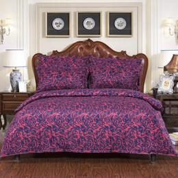 Wholesale Bedding Good Comforter Set - 2016 home textile good quality 3 4 pcs Jacquard bedding set Bed bed Sheet Quilt Duvet Covers PillowCase Bedclothes Bed Linen