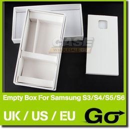 Wholesale Lowest S3 Price - Clearance Packaging Boxes for Samsung S3 S4 i9500 S5 S6 Edge Empty Box Only Without Accessories 100pcs At Lowest Price Free Shipping