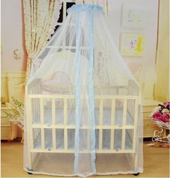 Wholesale Type Mosquito Gauze - Hot Summer Baby bed mosquito net Baby Toddler baby bed Crib Canopy Netting